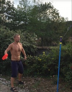 The real secret to my success (swingball) ;)
